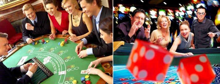 Азартные игры и игровые автоматы для женщин