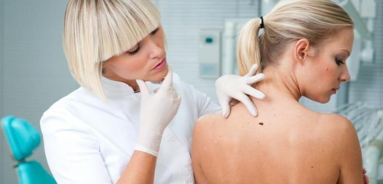 Начальная стадия рака, рак кожи, лечение, здоровье, признаки рака кожи, тип рака, возраст, женское здоровье, красота, UVA и UVB лучи, новообразования на коже