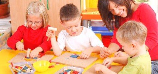 Поделка для детского сада своими руками