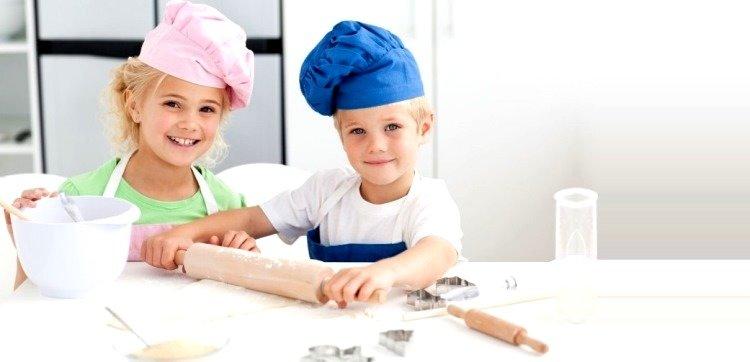 Рецепт детского печенья на маргарине