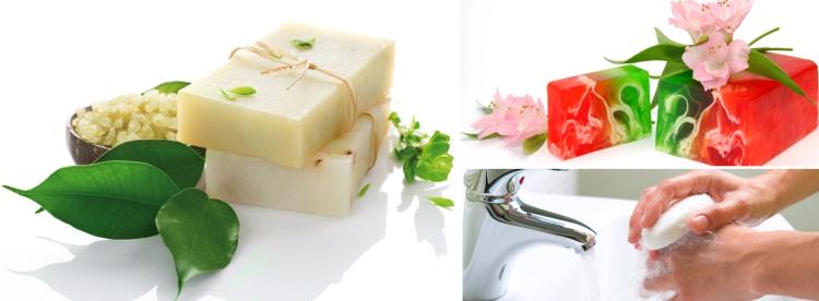 Как сделать мыло в домашних условиях?