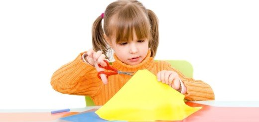 Поделки для детского сада из бумаги