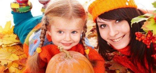 Осенние поделки своими руками для детского сада