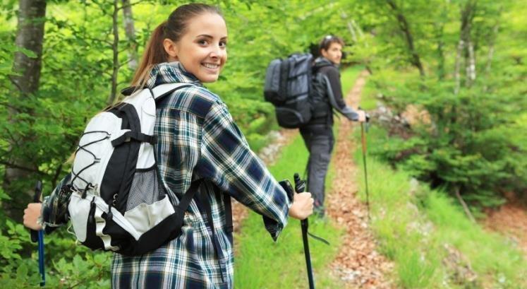 Что такое скандинавская ходьба с палками?