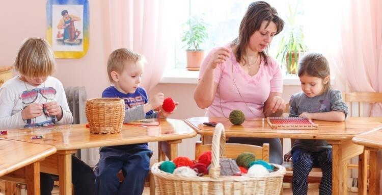 Уроки вязания на спицах для начинающих
