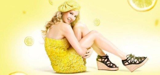 С чем носить желтый?