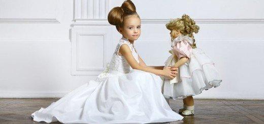 Прически для девочек на выпускной в детском саду